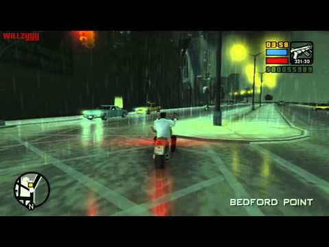GTA: Liberty City Stories (PS2): Mission #64 - Stop The Press