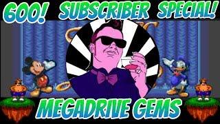 Retro MegaDrive Games Live Stream Binge! (Part 2 Twitch)