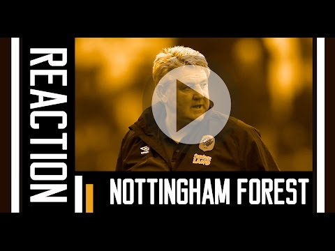 The Tigers V Nottingham Forest | Reaction With Steve Bruce | 15th March 2016