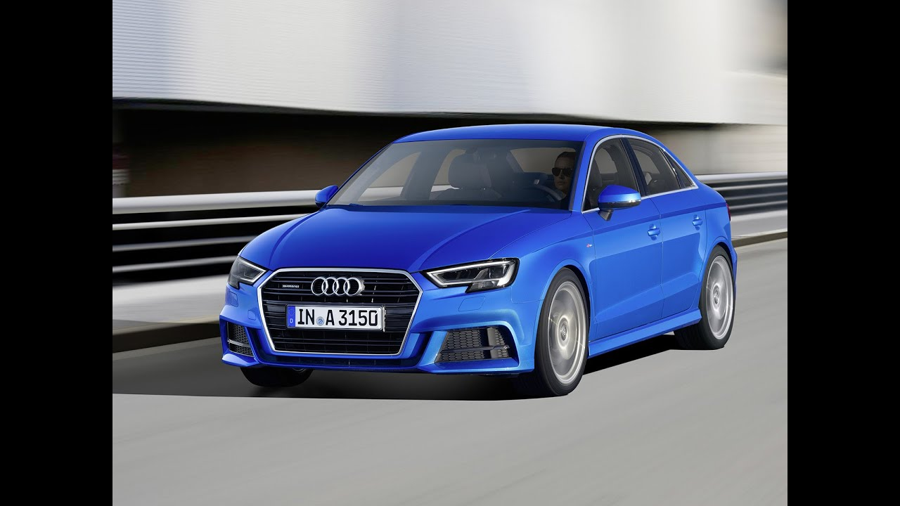 audi a3 berline 2016 youtube