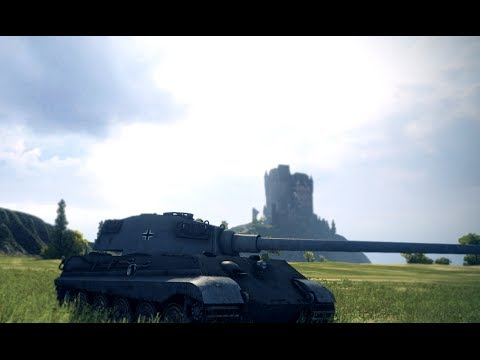 World of Tanks - Tiger II - Deutscher Stahl