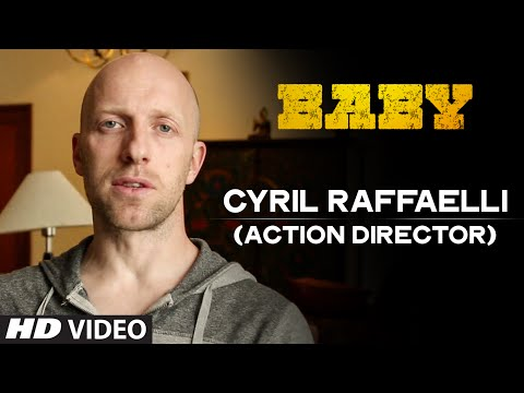 Cyril Raffaelli  Action Director of 'Baby'  Releasing on 23rd January 2015