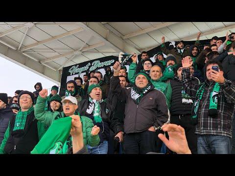 Ağrıspor'a golumüz ve taraftarımızın gol anı .. | 41 Kocaeli