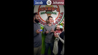 Social Game Show -Jacob vs. Johanna
