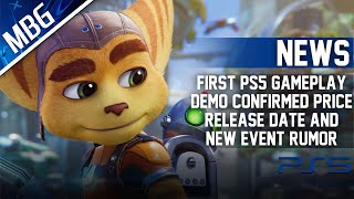 BIG PS5 Gameplay Demo Confirmed For Gamescom 2020, Price, Release Date, and Event Rumor (PS5 News)