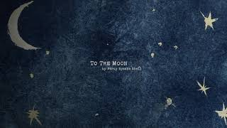 Marianne Faithfull with Warren Ellis - To The Moon (Lyric Video)
