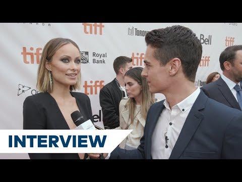Olivia Wilde, Mandy Patinkin & Cast On Dan Fogelman's Script For Life Itself  TIFF 2018
