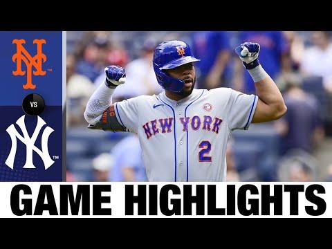 Mets vs. Yankees Game 1 Highlights (7/4/21) | MLB Highlights