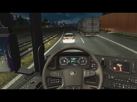 Euro Truck Simulator 2 - Scania S730 | Rotterdam to Hannover