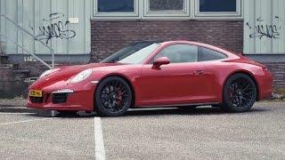 Porsche 911 Carrera 4 GTS 2015 Videos