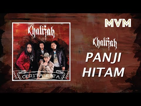 Khalifah ft. Razi Asal Usul - Panji Hitam (Official Lyrics Video)