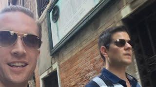 Walking around Venice! (Polyglot tour)