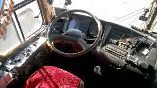 Обзор Интерьера Автобуса Kia Granbird