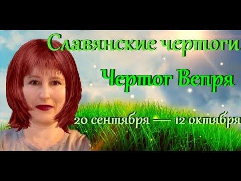 Славянские чертоги, чертог Вепря по дате рождения