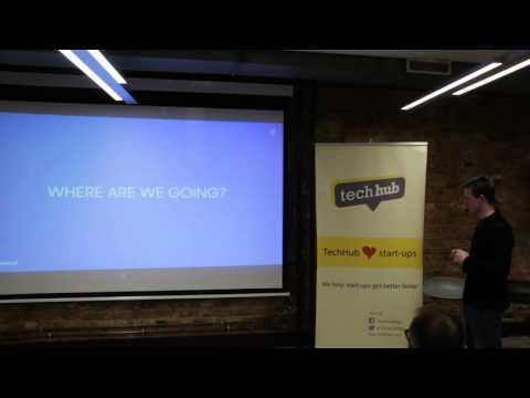 TechHub Riga Monthly Meetup - March 2016. Chris Raastad.