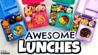 EASY HOT Lunch Ideas for School OR Work 🍎 Bunches Of Lunches