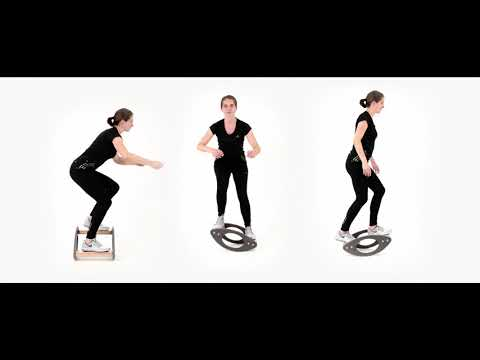 Video: Pedalo® Step Rocking Board