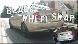 Swapping Wheels on my Hyundai Accent