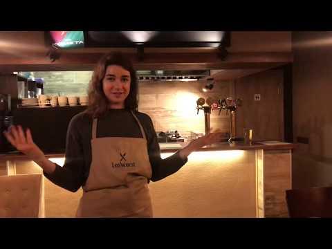 Молодая пара открыла Австрийское кафе / обзор кафе меню оборудования