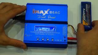 Обзор зарядного устройства Imax B6AC