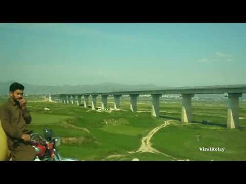 Rathoa Bridge Mirpur - Under construction 2017