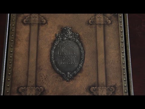 Disney Haunted Mansion Ghost Post — Complete Walkthrough — Part One