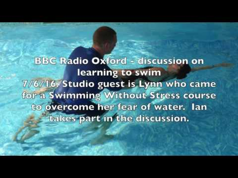 Swimming Without Stress: BBC Radio Oxford Discussion on Learning to Swim