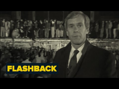 Tom Brokaw: Berlin Wall, 25 Years Later | Flashback | NBC News