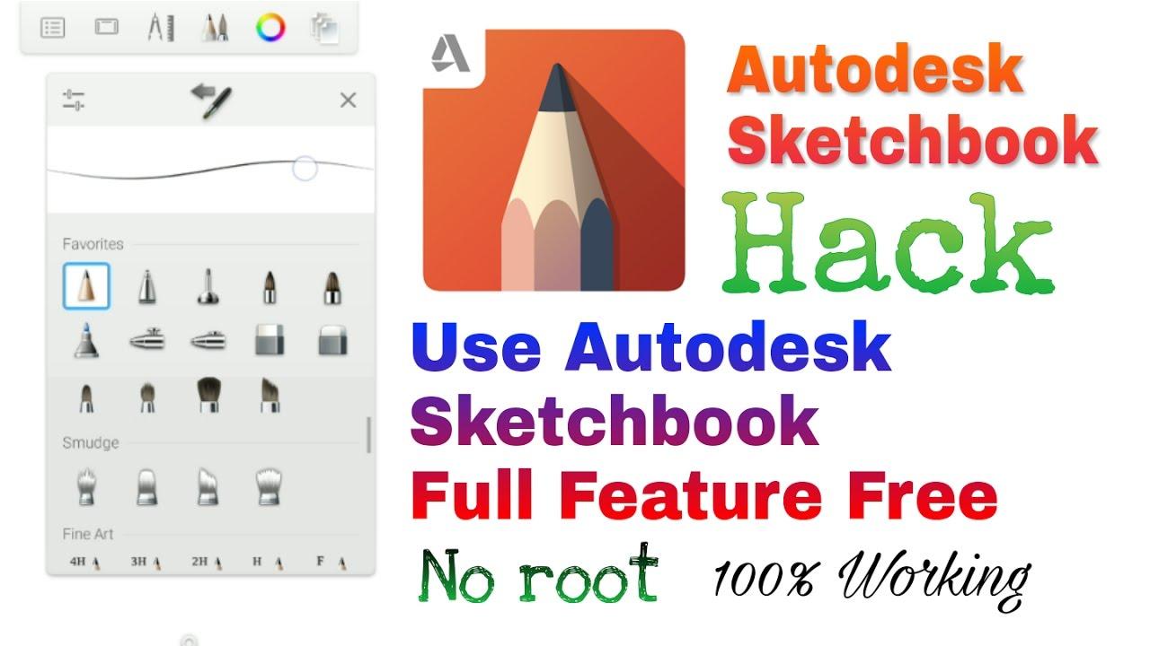 autodesk sketchbook pro apk free download