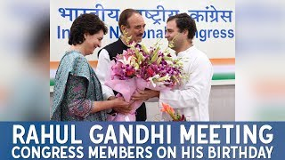 congress-president-rahul-gandhi-is-greeted-at-aicc-headquarters-on-his-birthday