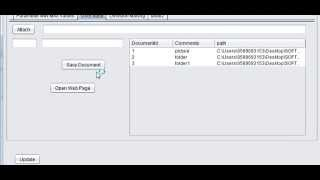Java prog#54.How to open a web page by using java code
