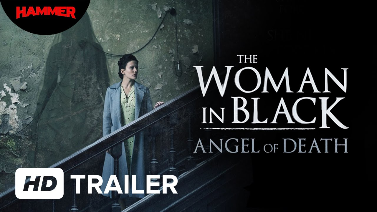 the woman in black - angel of death (2015) official teaser trailer