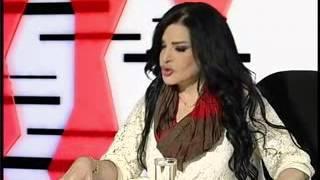 abyad aswad الموسم الثاني الحلقة 2 الاعلامية نضال الأحمدية