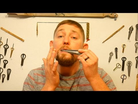 Simple Jews Harp Song For Beginners