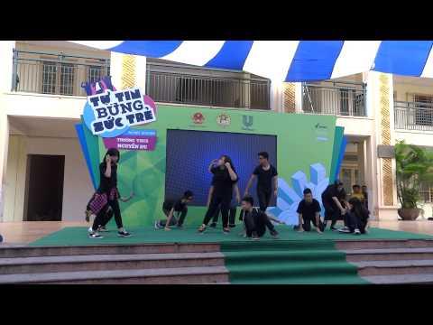 THCS Nguyễn Du 2014- Tự Tin Bừng Sức Trẻ