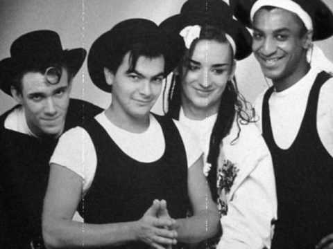 Culture Club - Kissing To Be Clever Demo