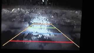 безпроводная камера заднего вида на машине ford fusion