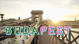 👌三秒就愛上的城市~布達佩斯|BUDAPEST Travel Vlog