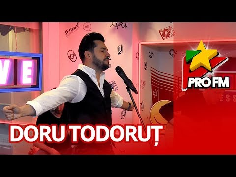 Doru Todorut - Trei Sfertul Meu | PREMIERA ProFM LIVE Session