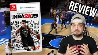 NBA 2K19 Nintendo Switch REVIEW - King of Basketball? | RGT 85
