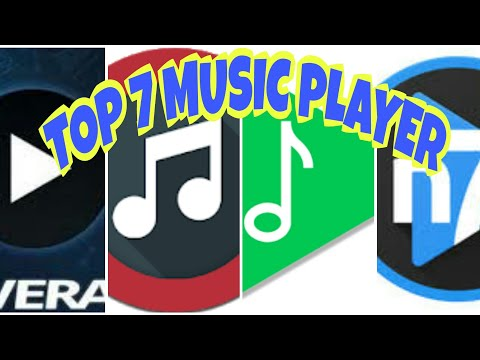 Top 7 Android Music Player 2018//most Populer Android Music Player//2018 Best Music Player//player