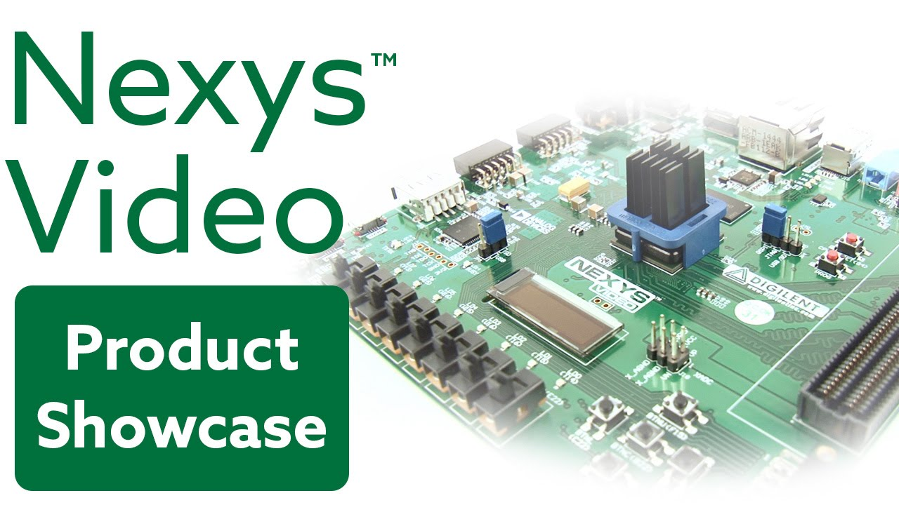 HDMI I/O Video-Processing System on the Artix-7 FPGA I