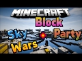 Sky Wars Block Party Супер комбо mp3
