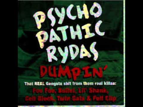 Psychopathic Rydas - Everyday