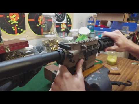 Ati Omni Hybrid Maxx FAIL! Polymer AR15 PART 1 - YouTube