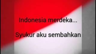 Syukur Ciptaan H Mutahar lirik by Rahmat Tri C