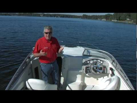 Stingray 235CR Walk-Thru Video by Boating Life Magazine