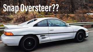 Can you daily drive a SW20 Toyota MR2?!?!