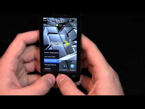 BlackBerry Torch 9850 Unboxing