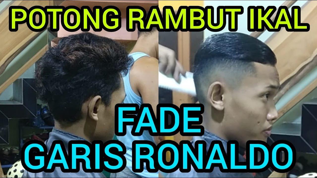 Potong Rambut Fade